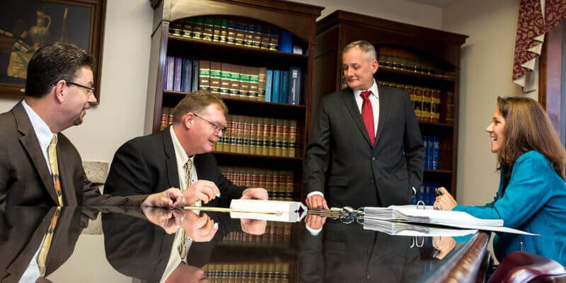 Attorneys at The Law Offices of Brent Miller